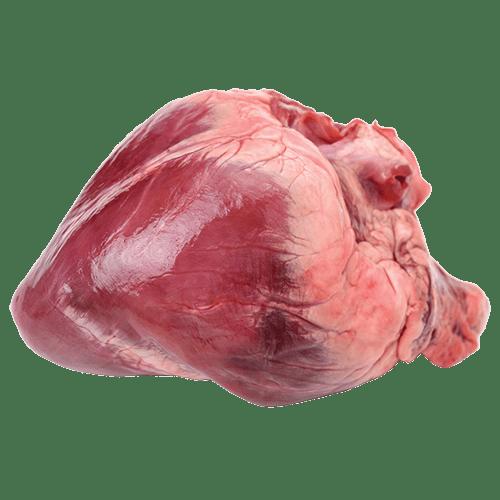 Pork Heart  - SunPork Fresh Foods - Australian Pork Export