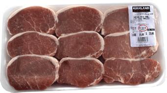 Pork Loin Steak –  Boneless