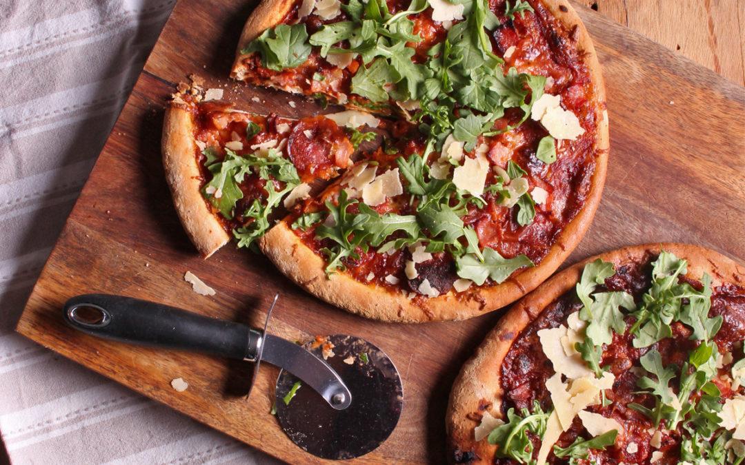 The Ultimate Pork Lover's Pizza
