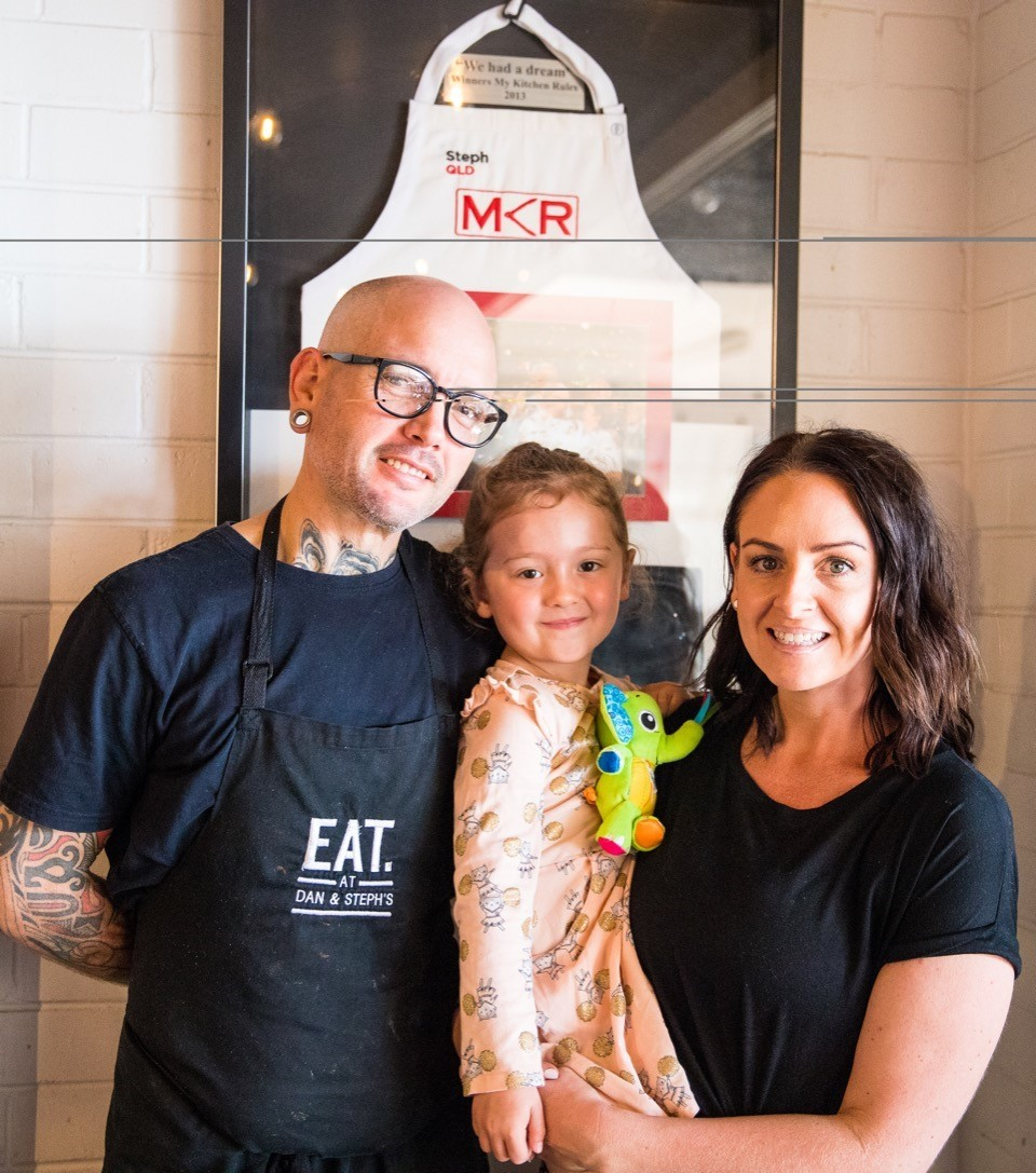 MKR's Dan and Steph Partner with SunPork Fresh Foods to Help Keep Aussie Pork on Aussie Plates