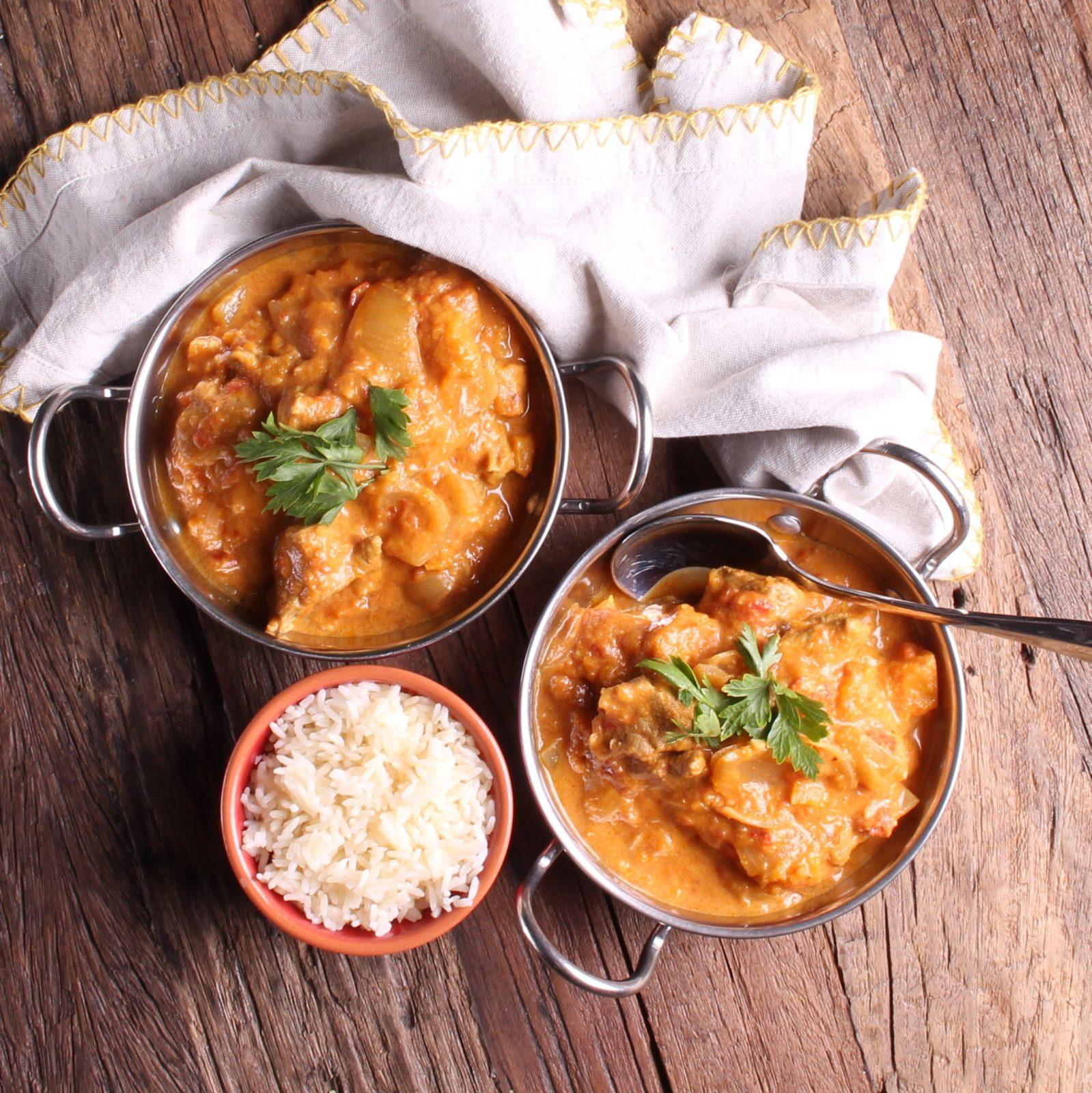 Pork and Pumpkin Curry by SunPork Fresh Foods - Pork Shoulder Recipe