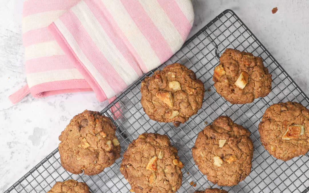 Pork Crackle Cookies